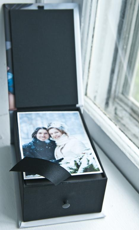 Coffret pour épreuves - Photo box for paper proofs